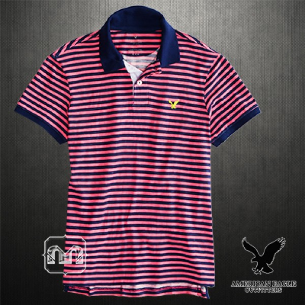 1bd132fcb72 ~American Eagle Striped Pink Jersey Polo Tshirt | Malaabes Online Shopping  Store in Egypt Promoting Original Mens Designer Clothing Brands