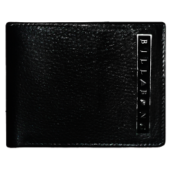 ~Billabong Phoenix Genuine Leather Trifold Wallet