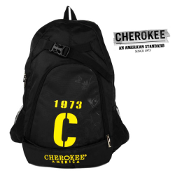~Cherokee Comfortable Tonal Printed Padded BackPack
