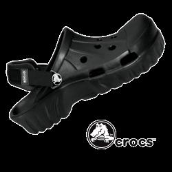 ~Crocs Offroad Black Sandal