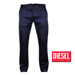 ~Diesel Navy Blue Chi Tight Chino Pants