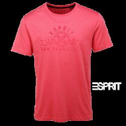 ~Esprit San Francisco Prink Printed Tshirt