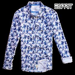 ~Esprit Floral Long Sleeve Shirt