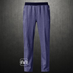 ~Hugo Boss Innovation 5 Long Track Joggers Cotton Pants BM Blue With Two Sided Zippered Pockets