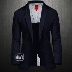~IZOD Lacoste Sports Slim Fit Navy Blazer Coat Jacket