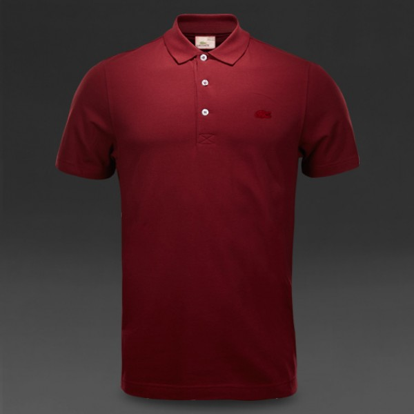 c54edc0357 ~Lacoste Vintage Washed Limited Edition Maroon Color Polo Shirt | Malaabes  Online Shopping Store in Egypt Promoting Original Mens Designer Clothing  Brands