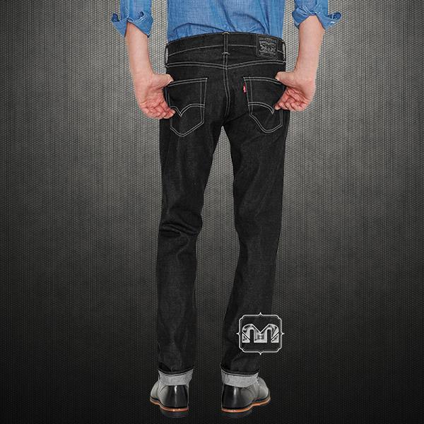 c363dcfc7866 Levis 511 Slim Fit Solid Black Jeans | Malaabes Online Shopping ...