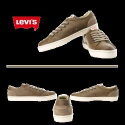 ~Levis Khaki Sneaker Shoes