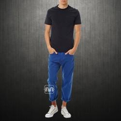 Levis Men 501 Three Fourth Denim Straight Original Fit Jeans Pant