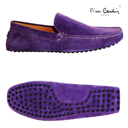 ~Pierre Cardin Exclusive Collection Lavender Loafer