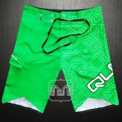 Quiksilver Green Boardshorts Swimwear