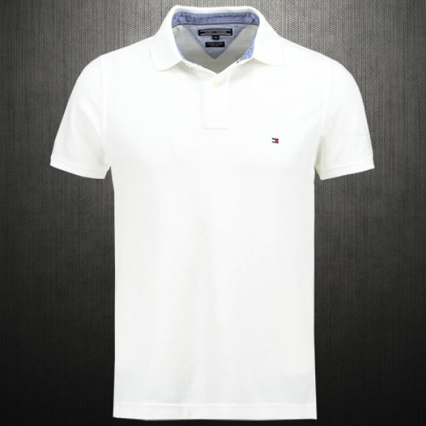 ceacf051750 ~Tommy Hilfiger New Knit White Polo Shirt | Malaabes Online Shopping Store  in Egypt Promoting Original Mens Designer Clothing Brands